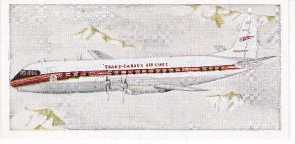 No. 08 Vickers-Armstrong Vanguard