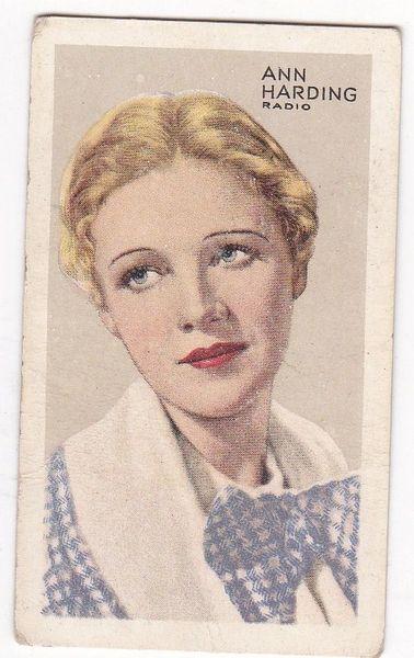 No. 35 Ann Harding