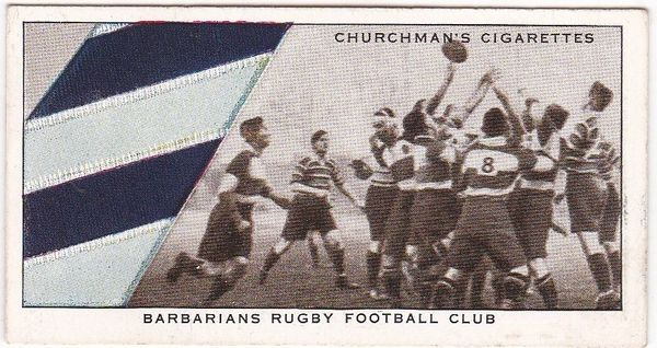 No. 46 Barbarians Rugby Football Club