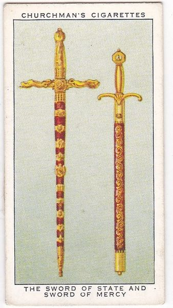 No. 32 Sword of State & Mercy