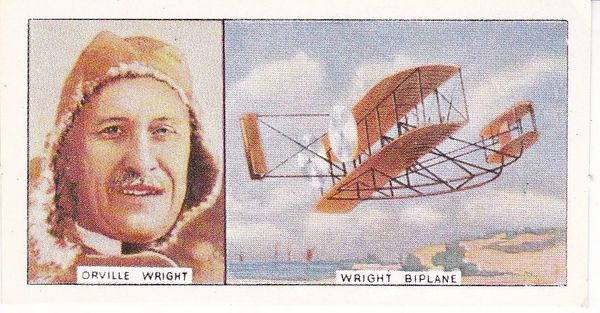 No. 02 Orville Wright