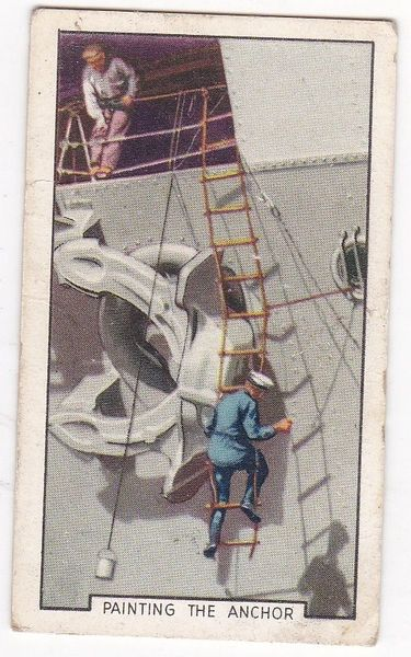 No. 03 Painting the Anchor