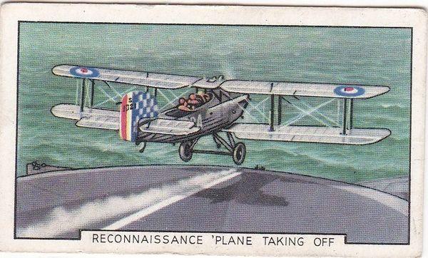 No. 05 Reconnaissance Plane