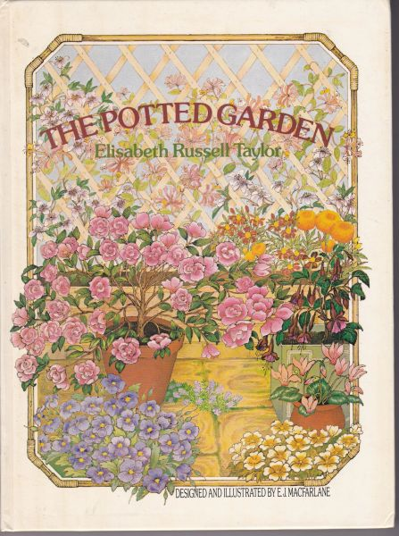 Elisabeth Russell Taylor The Potted Garden