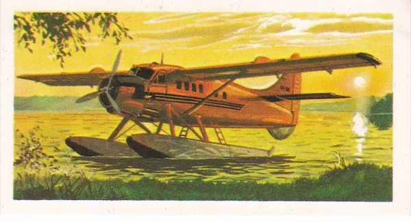 black back reprint No 38 de Havilland Canada Otter