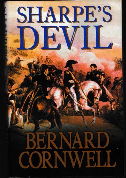 Bernard Cornwell Sharpe's Devil BCA 2006 hb dj