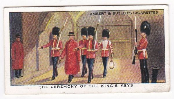 No. 43 The Ceremony of the King's Keys