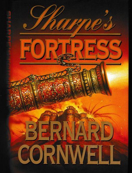 Bernard Cornwell : Sharpe's Fortress 2006 BCA hb dj
