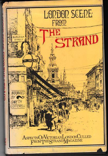 London Scene from the Strand Gareth Cotterell BCA 1975 hb dj