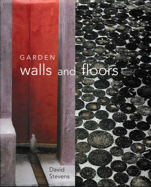 Garden Walls and Floors David Stevens Conran Octopus 1999 hb dj