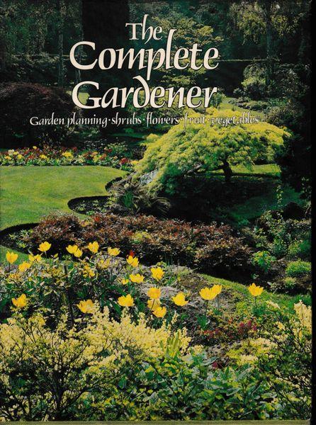 The Complete Gardener Brian Walkden Marshall Cavendish 1979 hb dj