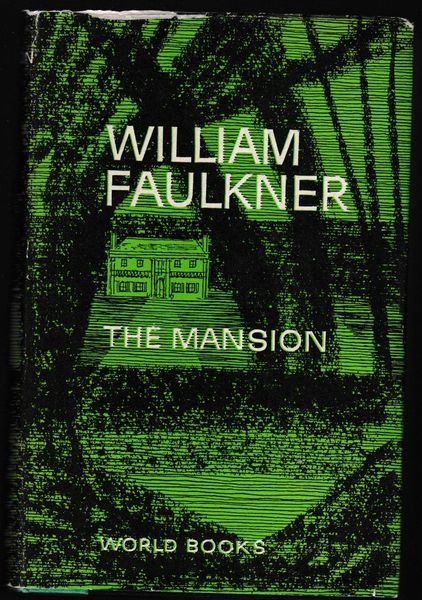 Faulkner, William THE MANSION 1962 hb dj