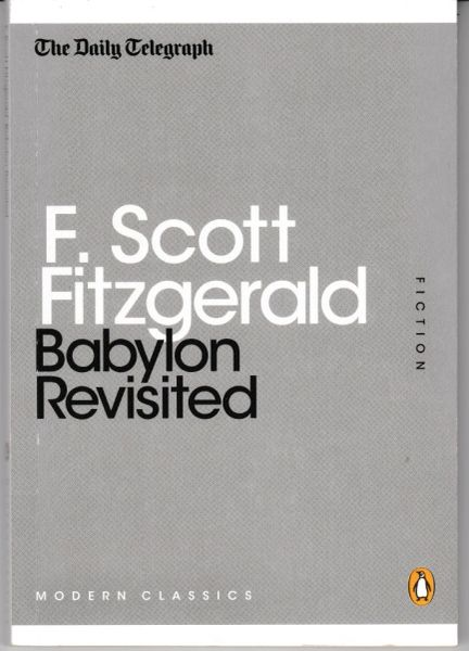 Fitzgerald, F. Scott BABYLON REVISITED 2011 pb
