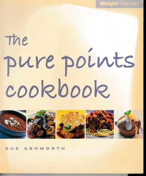 Weight Watchers The Pure Points Cookbook Sue Ashworth 2001 pb
