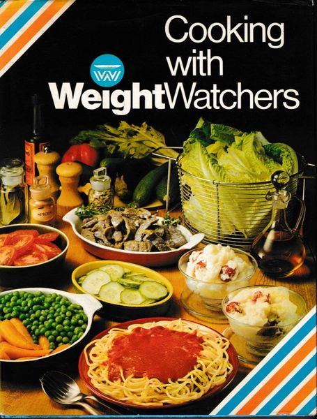Cooking with Weight Watchers 1972 hb dj