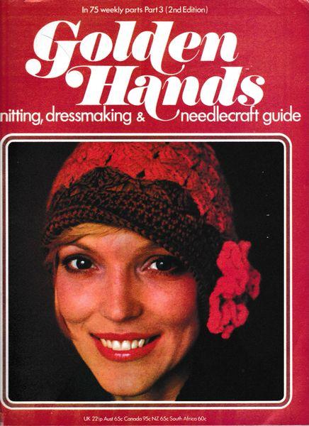 Golden Hands Part 3 1972 (2nd Edition) mag