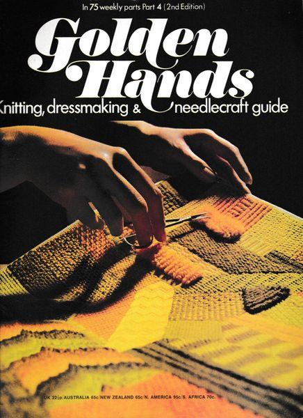 Golden Hands Part 4 1972 (2nd Edition) mag