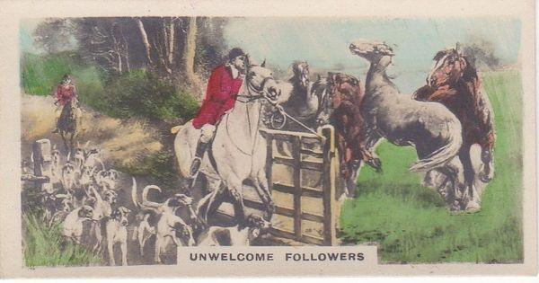 No. 04 Unwelcome Followers