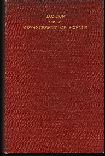 London and the Advancement of Science 1931 hb