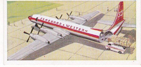 No. 10 Canadair Forty Four