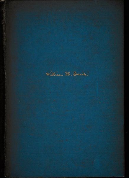 The Collected Poems of W. H. Davies 1929 hb