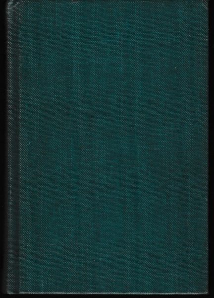 Becker, Bernard H. SCIENTIFIC LONDON 1969 hb