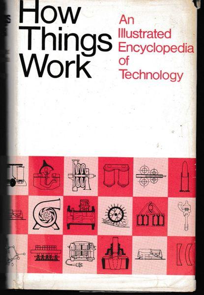 How Things Work Heron Books 1967 hb dj