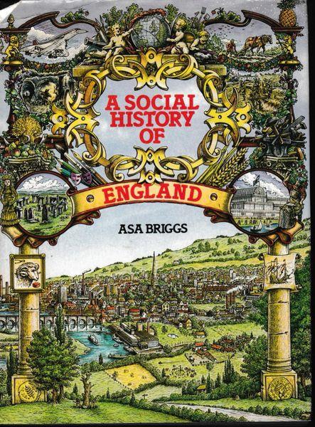 Asa Briggs A |Social History of England hb dj 1983