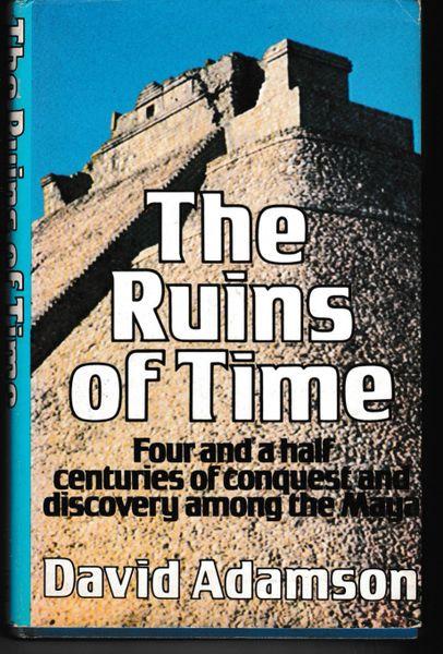David Adamson The Ruins of Time 1975 hb dj