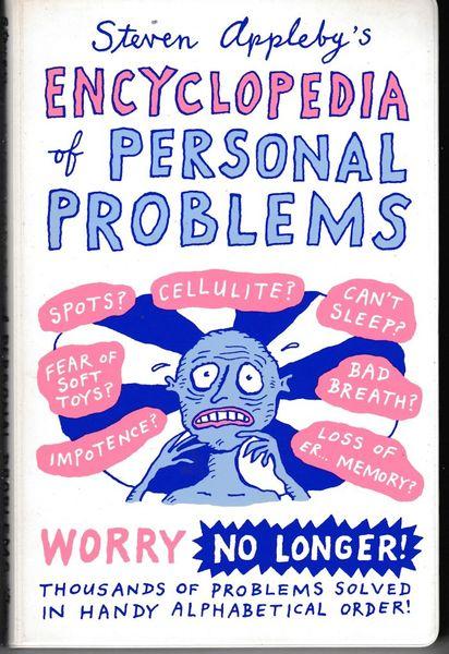 Steven Appleby's ENCYCLOPEDIA OF PERSONAL PROBLEMS 2000 pb