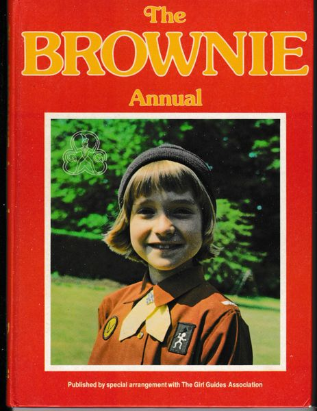 The BROWNIE Annual 1980