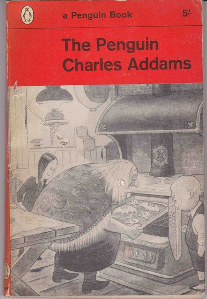 The Penguin Charles Addams 1965 pb