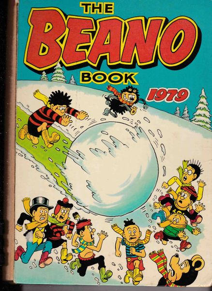 Beano Book 1979 by D.C.Thomson & Co Ltd (Hardback, 1979)