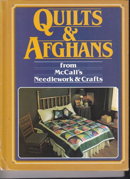 Quilts & Afghans from McCall's Needlework & Crafts