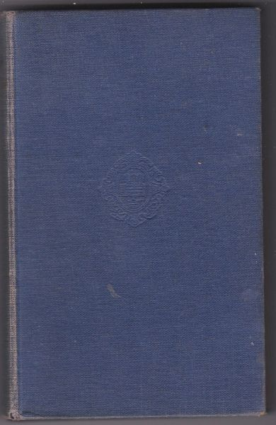 Selected Poems of Percy Bysshe Shelley The World's Classics 1960 hb
