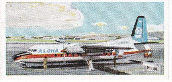 No. 13 Fokker F.27 Friendship