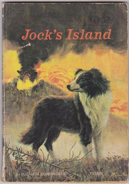 Elizabeth Coatsworth Jock's Island 1974 pb