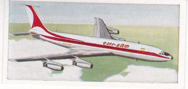 No. 14 Boeing 707 Intercontinental