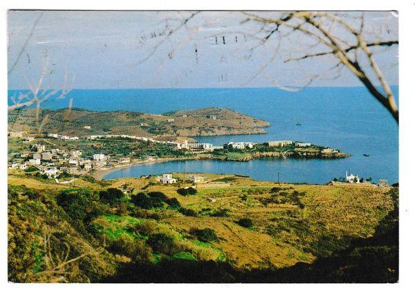 Postcard Greece Crete Agia Pelagia