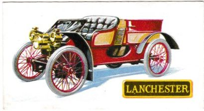 No. 08 – 1903 Lanchester 12 H.P. 4 Litres (G.B.)