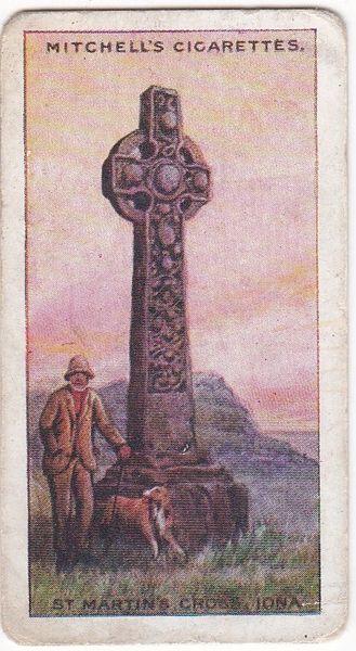 No.21 St Martin's Cross, Iona