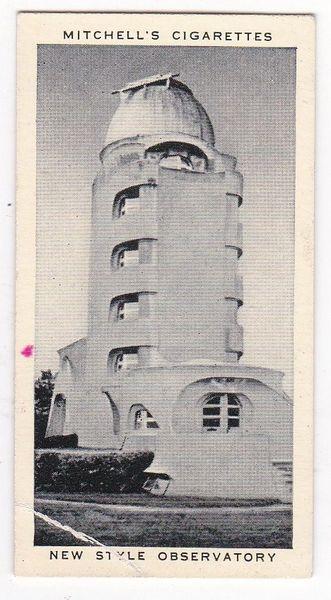 No. 48 New Stye Observatory