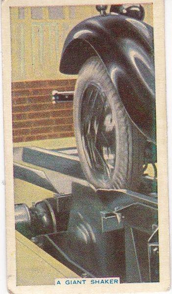 No. 26 A Giant Shaker