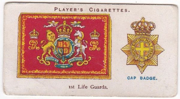 No. 01 - 1st Life Guards