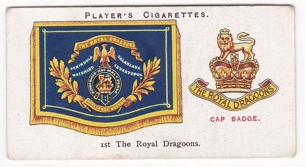 No. 11 1st The Royal Dragoons