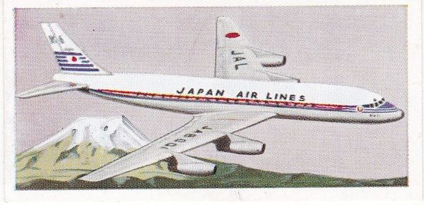 No. 17 Douglas DC-8