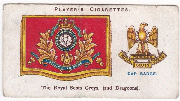 No. 12 The Royal Scots Greys