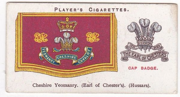No. 30 Cheshire Yeomanry