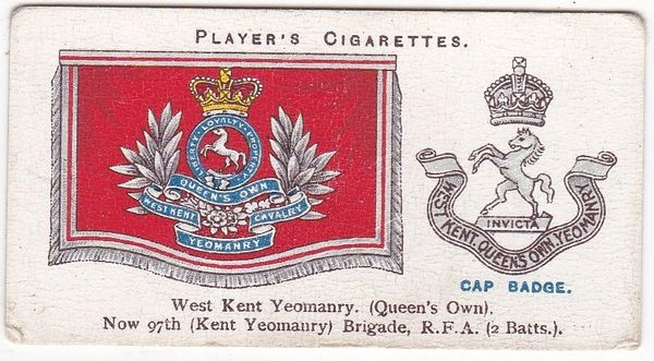 No. 44 - West Kent Yeomanry