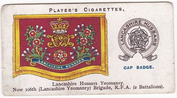 No. 49 Lancashire Hussars